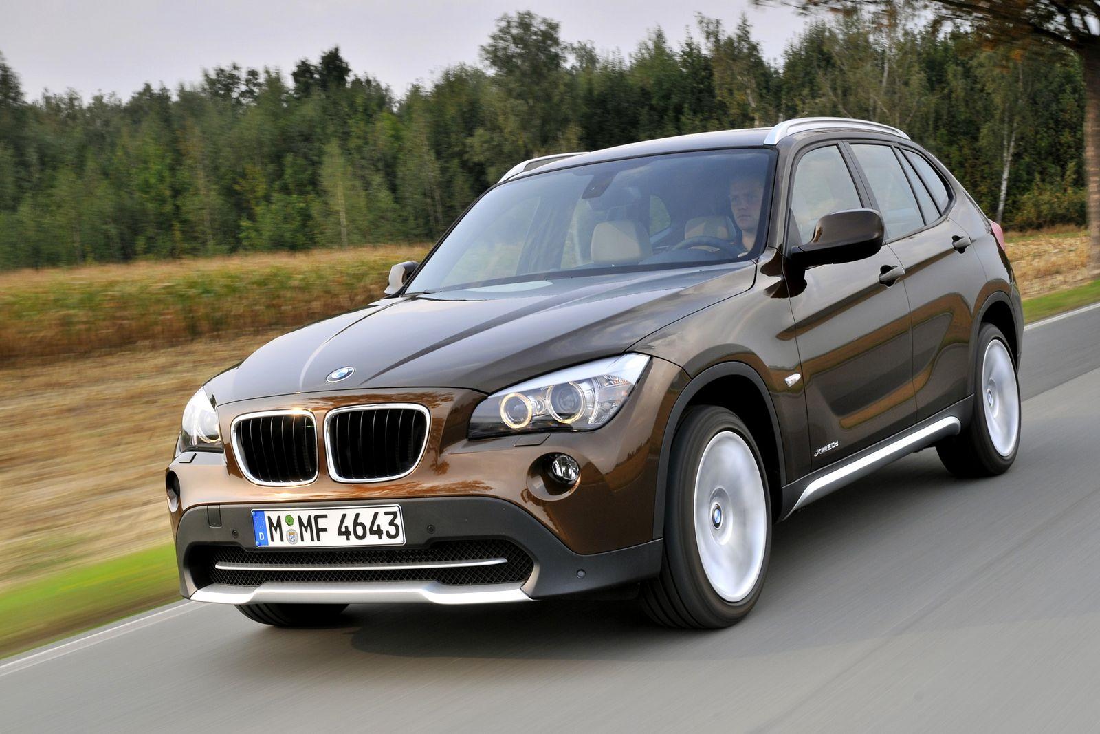 BMW X1 1.8d 143Cp