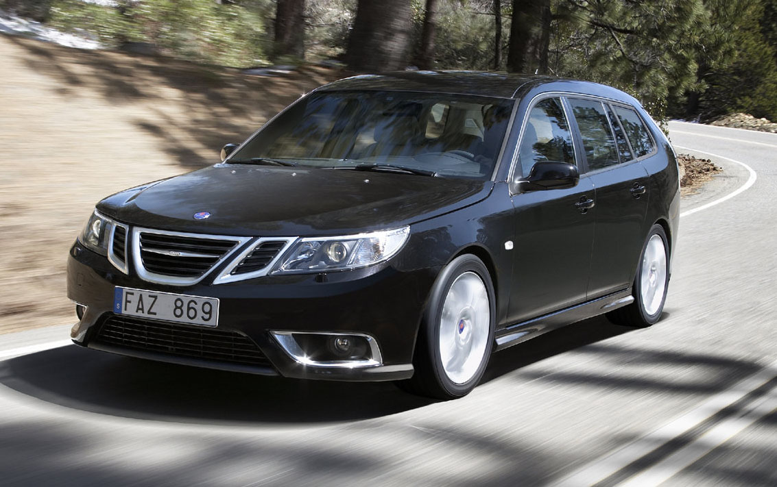 SAAB 93 1.9 CDTI primeste modificare DimSport