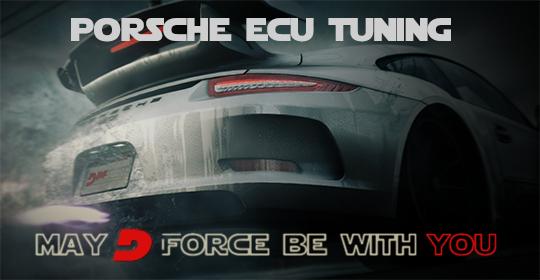 Porsche ECU tuning disponibil !