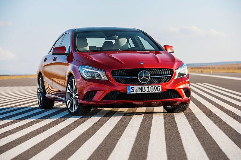 Mercedes CLA 200 1.6 16v Turbo 154 Cp