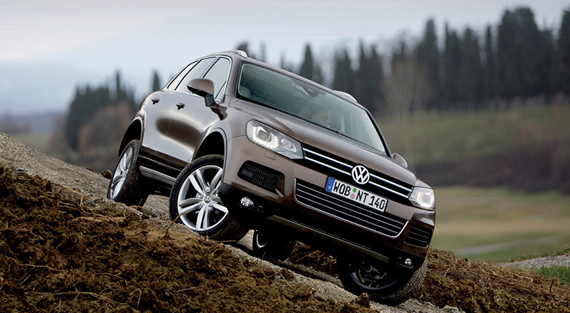 Touareg 3.0 TDI 204Cp / 450Nm - Stage Race by DimSport