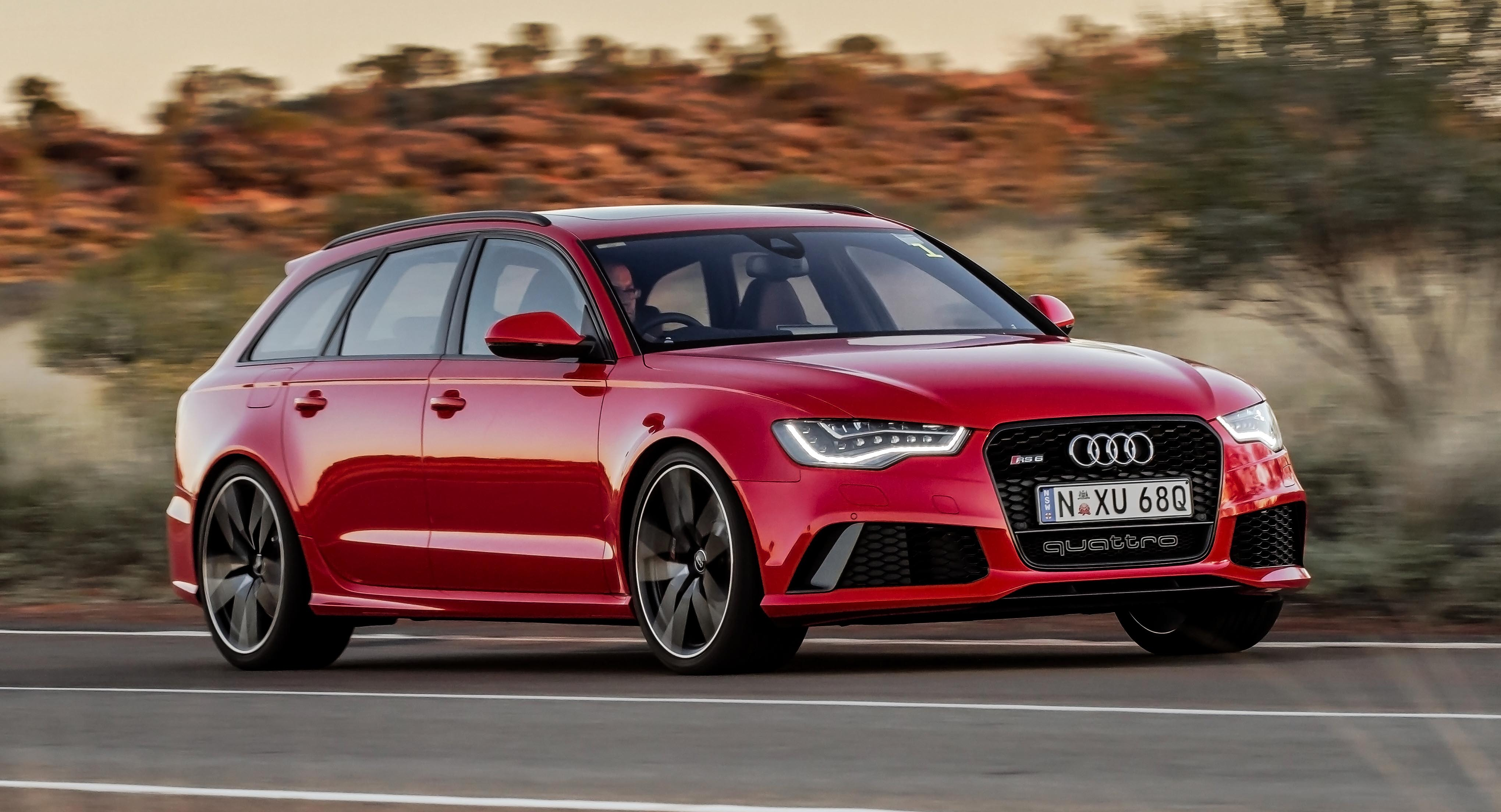 Audi RS6 4.0 TFSI - 2015 - Stage 2 by DimSport