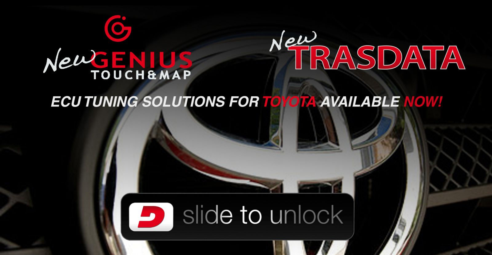 Toyota ECU Tuning Solution - Disponibile din 19.10.2015