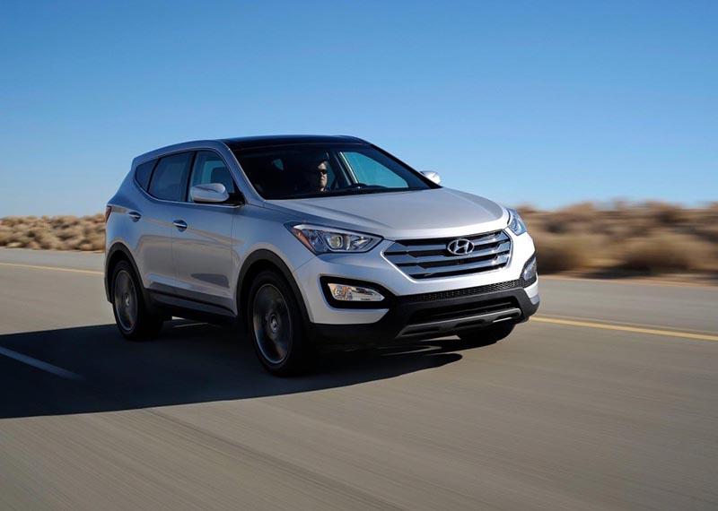 Hyundai Santa Fe 2.2 CRDi 197Cp - Stage 2 By DimSport