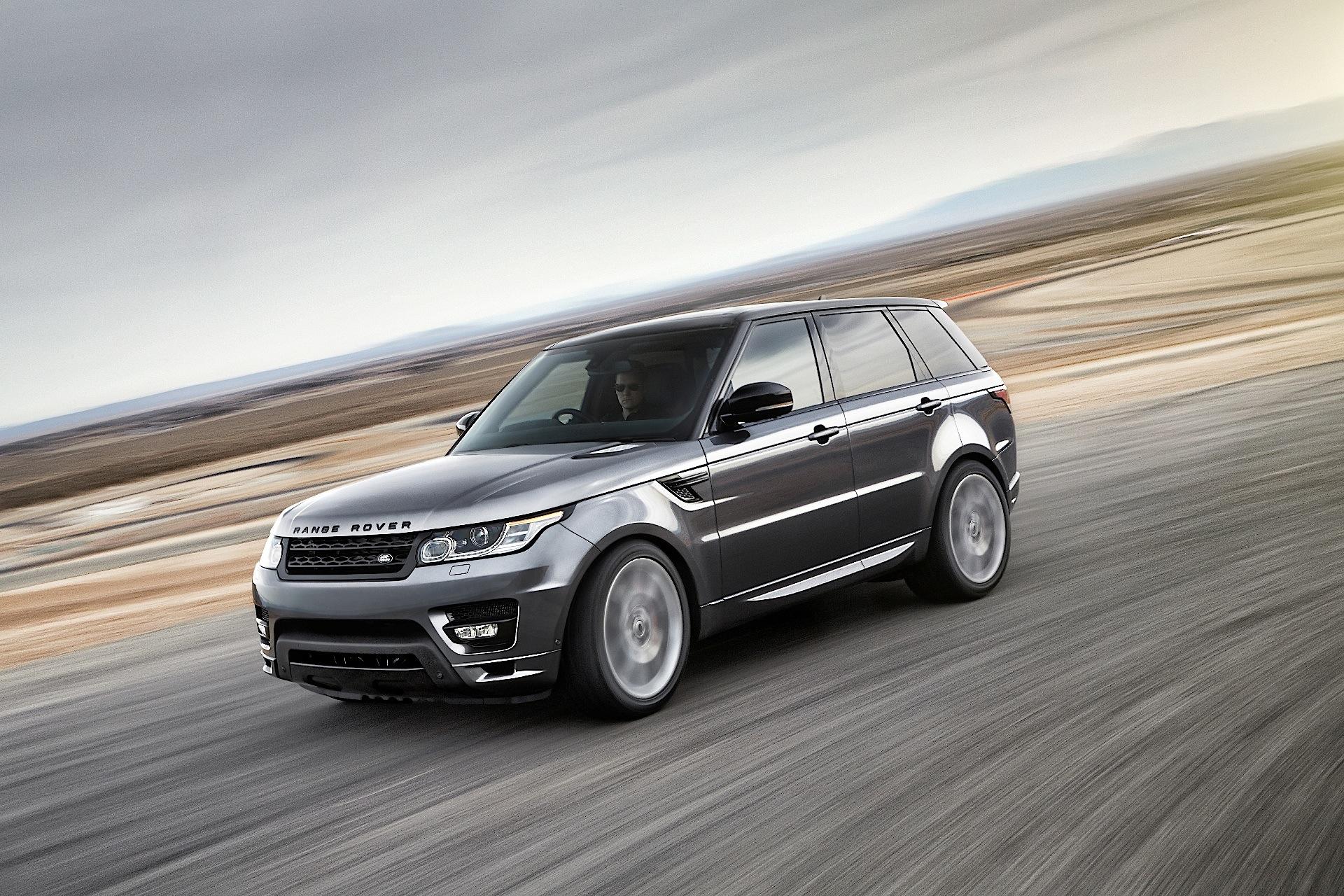 Land Rover Range Rover 4.4 TDV8 340Cp primeste modificare by DimSport