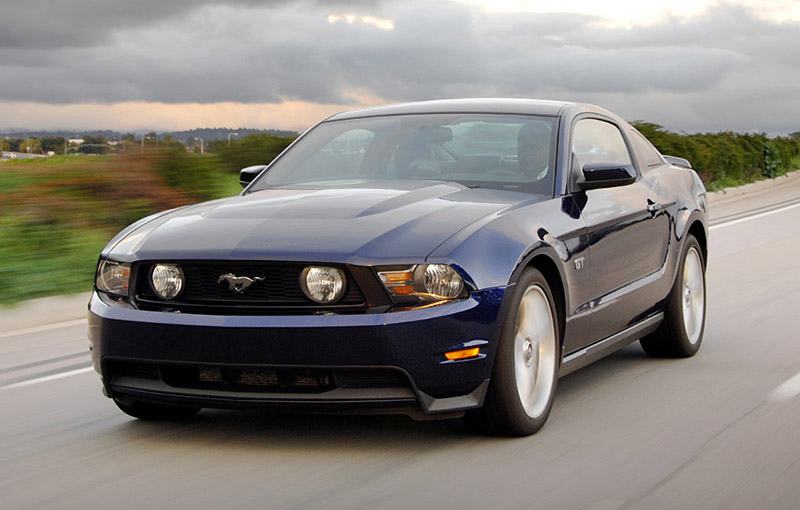 Ford Mustang 4.0 V6 212Cp Stage 1 by DimSport