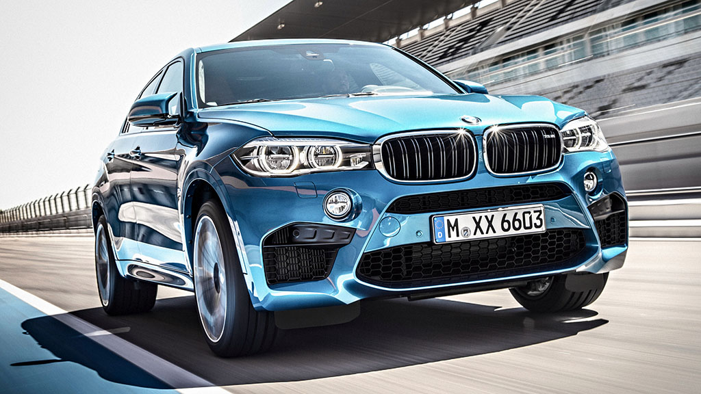 BMW X6 M 5.0D 380Cp/740Nm Stage Race by DimSport 440Cp/890Nm