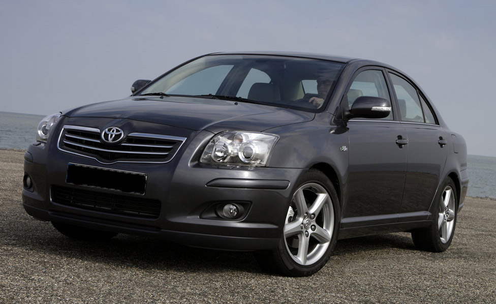 Toyota Avensis 2.2 D-CAT 177Cp - Stage 2 by DimSport