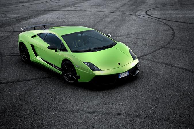 Lamborghini Gallardo 5.2 V10 40V 570 LP -Stage 1 By DimSport
