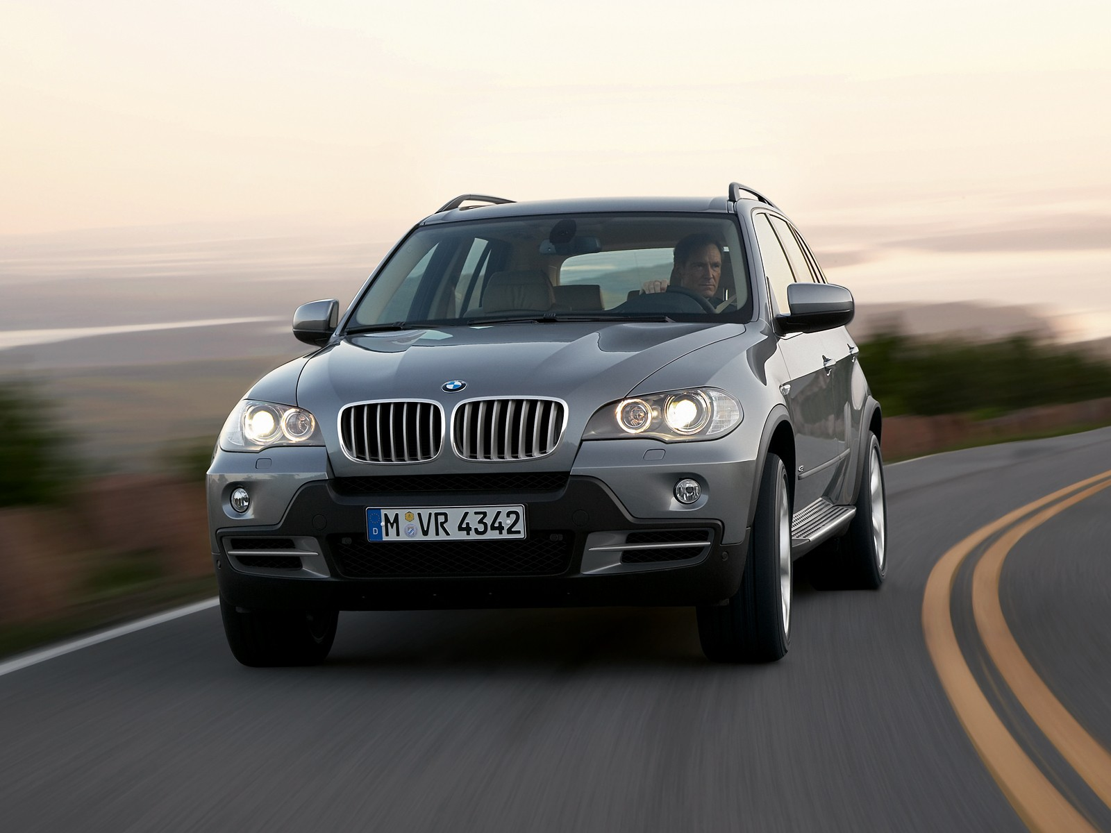 BMW X5 40d - Stage Race