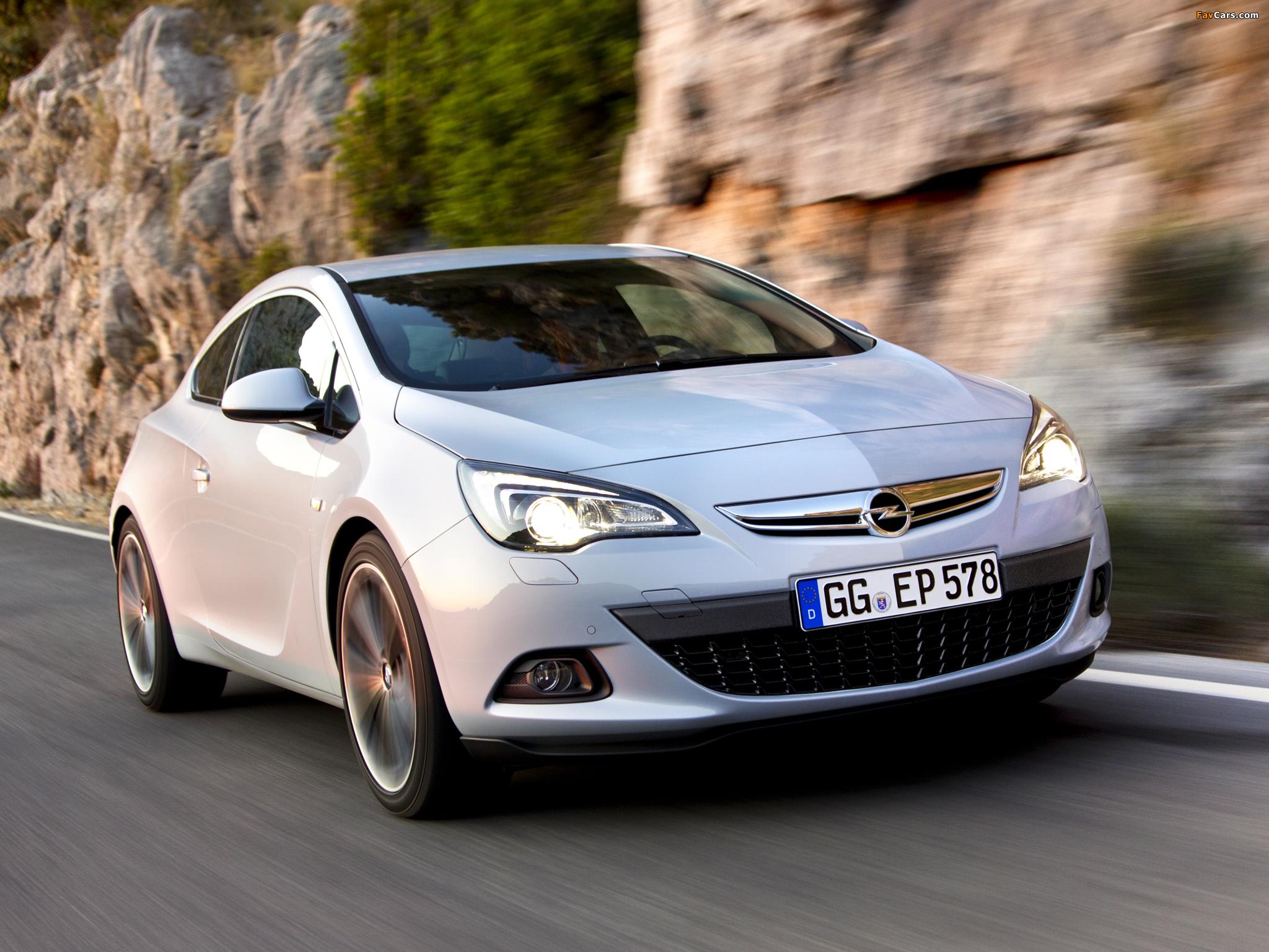 Opel Astra 2.0 Cdti 160Cp