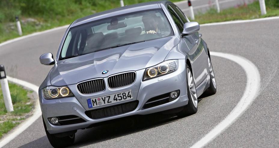 BMW 320d E91 184Cp
