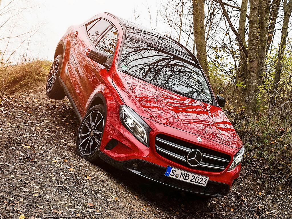 Mercedes-Benz GLA 2.0 16v Turbo 211Hp - Stage 1 By DimSport